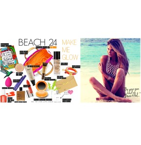 BEACH 24 | Make Up