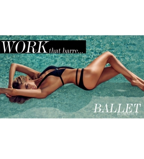 Work that Barre! BALLET WORKOUT