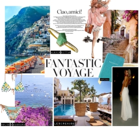 Postcard Positano!!