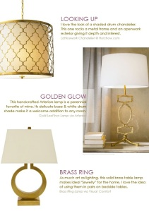 Accent Gold Decor Ideas For Beautiful Home Seabyelle