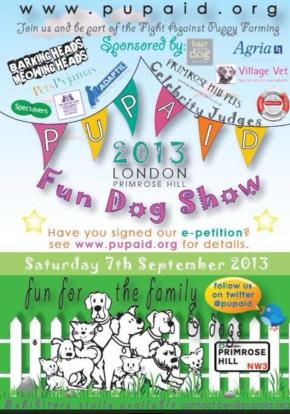 PUPAID & SUPER VET Marc Abraham | Help make a change…