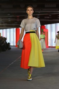 Roksanda Ilincic - Runway: London Fashion Week SS14