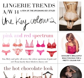 AW14 TRENDING | Hot Chocolate &Pastels!
