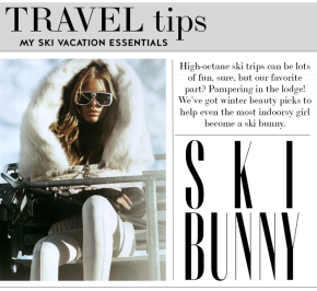 SKI BEAUTY ESSENTIALS