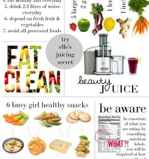 SUMMER EATING | TIPS & TRICKS FOR THE GIRL ON THEGO